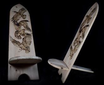 'Flight of the Ravens' Chair