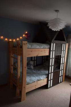 Japanese bunkbed