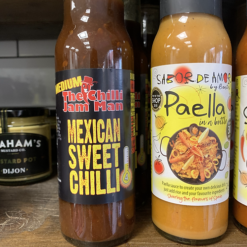 Mexican Sweet Chilli