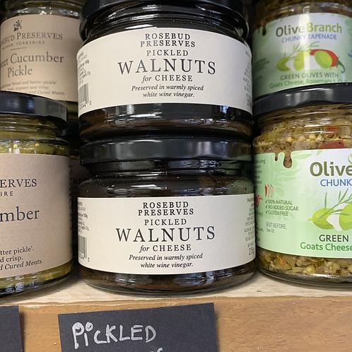 Pickle Walnuts