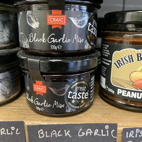 Black Garlic Miso