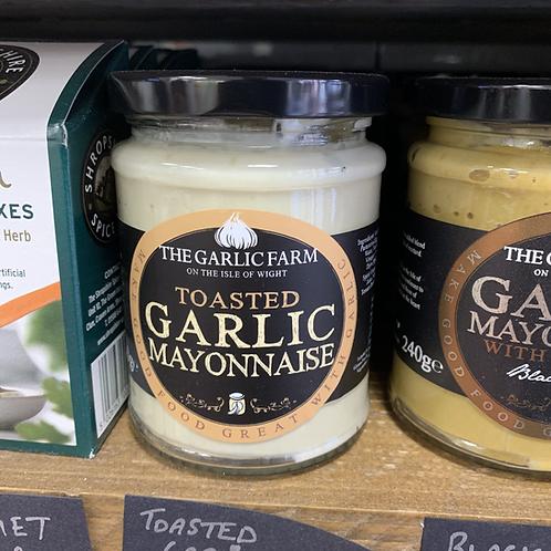 Toasted Garlic Mayonnaise