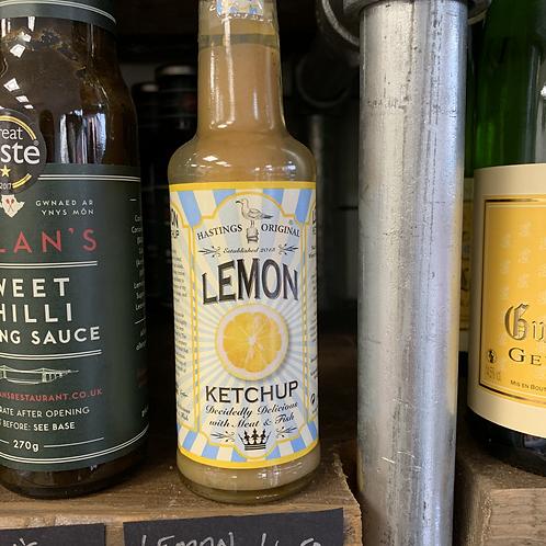 Lemon Ketchup