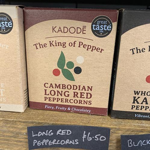 Long Red Peppercorns