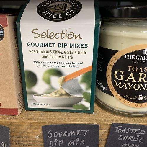 Gourmet Dip Mixes