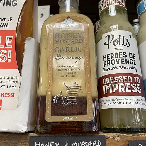 Honey Mustard & Garlic Dressing