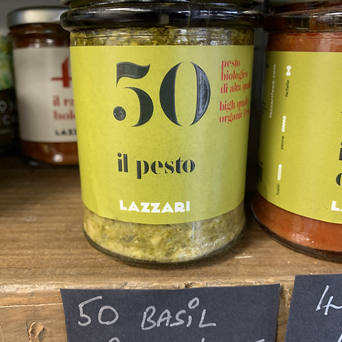 50 Basil Pesto