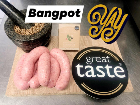 Great Taste Star Award: Fylde Meats 'Bangpot' Sausage