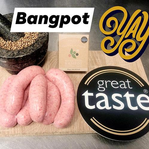 'Bangpot' Pork & White Pepper Sausage