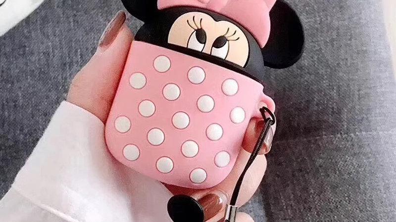 Pink Minnie Case