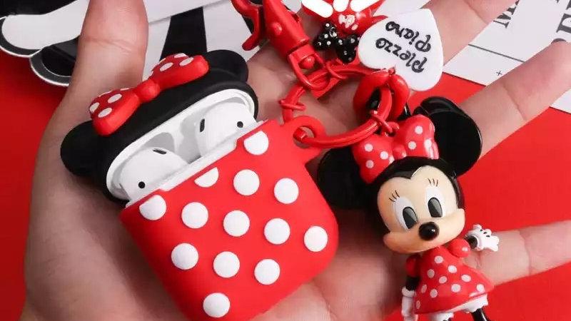 Minni Mouse AirPod Set