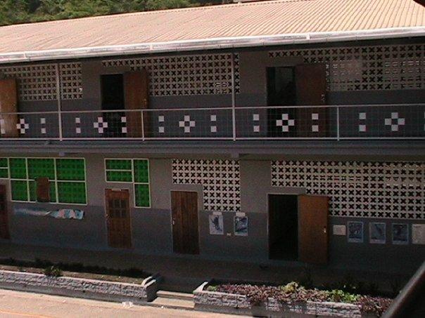 St. Gabriels Girls, San Fernando. Trinidad.