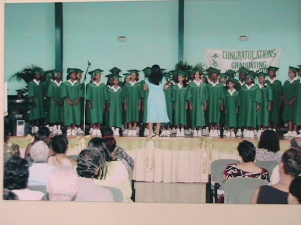 Graduation Day-St. Gabriels Girls.