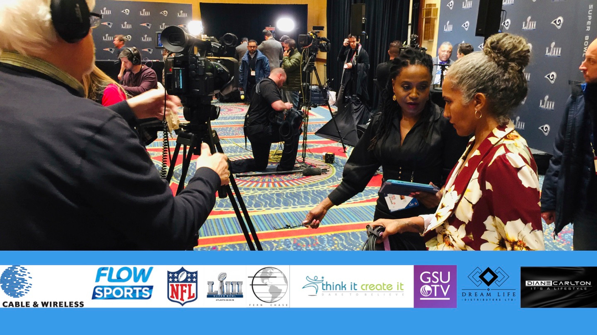 Super Bowl TV Host-ATL-2019