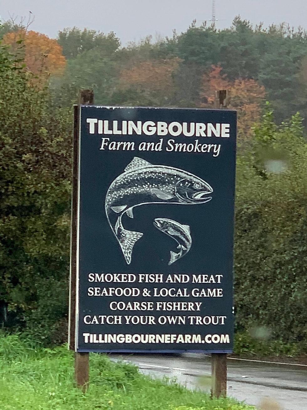 Tillingbourne Farm and  Smokery