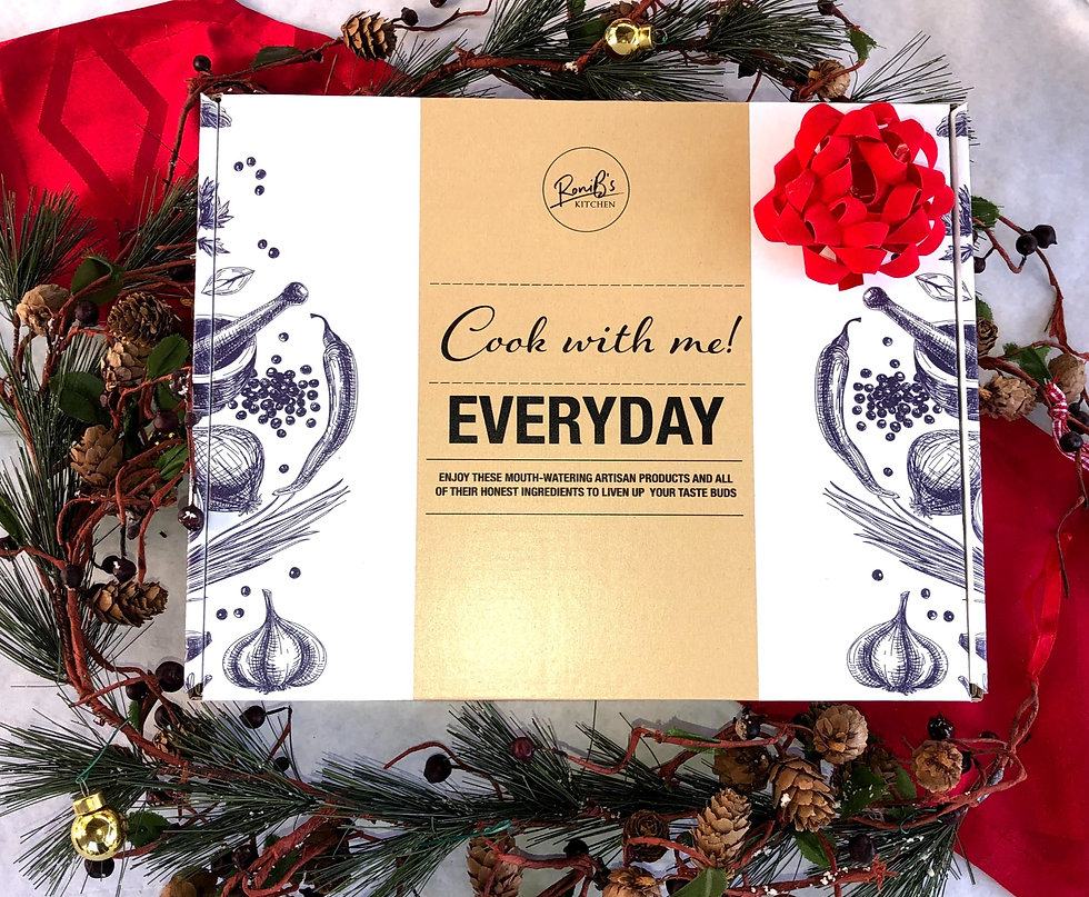Christmas Food Gift Boxes Now Available To Order