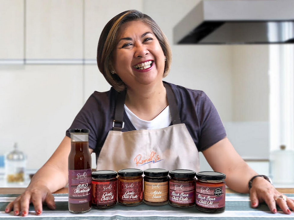 Luxury Lifestyle Magazine Article - Behind the Brand: We talk to Roni Bandong of RoniB's Kitchen