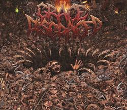 Grace Discraced cover art