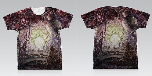 Full Print Wanderer Unisex T-shirt