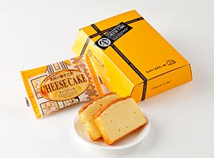 日光ブランド チーズケーキ