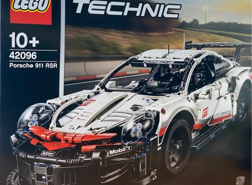 LEGO ポルシェ911