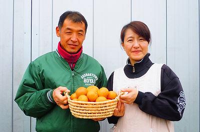 野菜ソムリエの夫 食育指導士の妻
