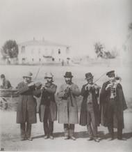 20世紀初頭のクレズメル楽師