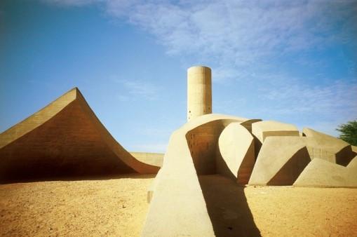 ネゲヴ記念碑(1963~1968)