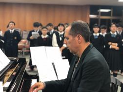 グラミー賞受賞ジャズピアノ・アロン・ヤブナイ氏