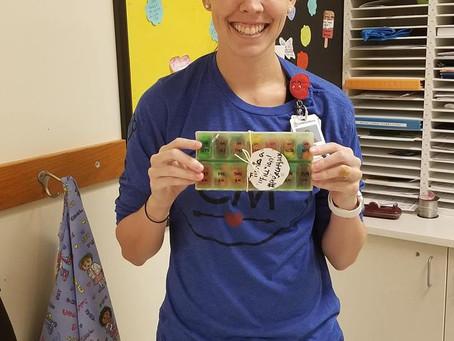 Pediatric Nurse Appreciation