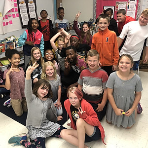 Bigmack Classroom Custodial Appreciation