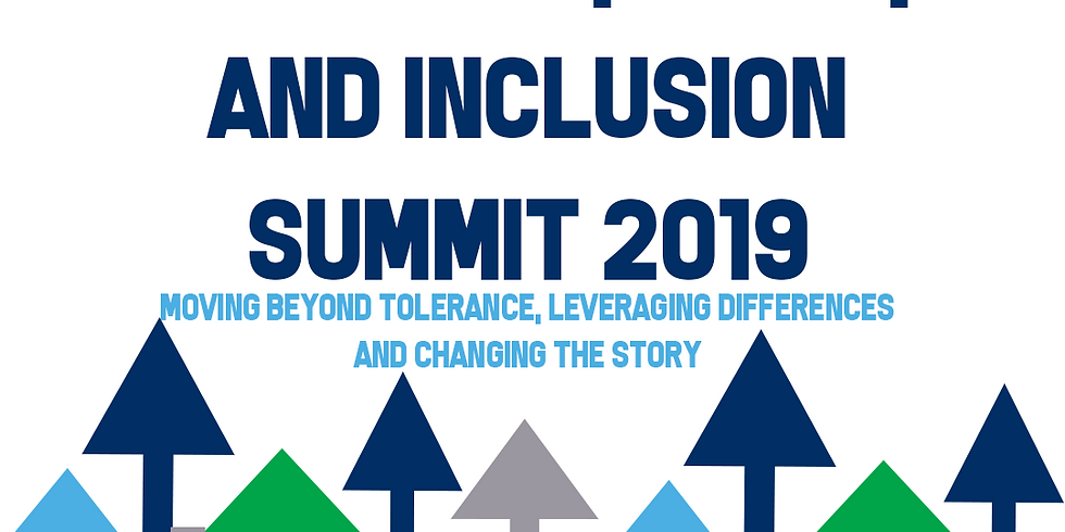 Diversity, Unity, and Inclusion Summit 2019