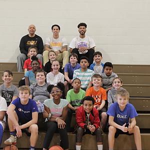 Impactful Training Rantoul Free Basketball Clinic