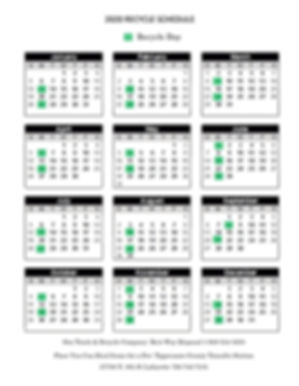 2020 Recycle and Trash Schedule.jpg