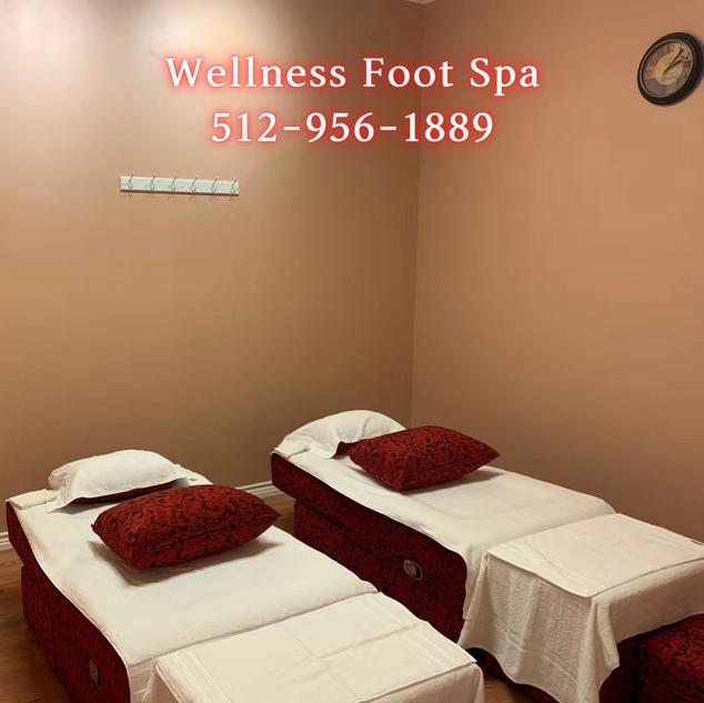 Wellness Foot Spa