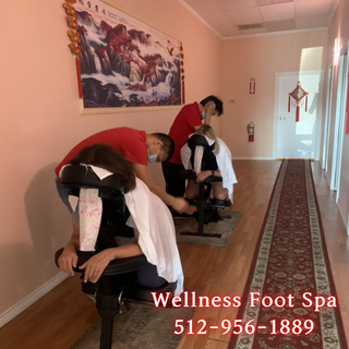 Wellness Foot Spa
