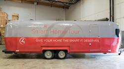 Airstream Tour