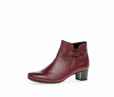 Gabor 52.827.58 Glove Ankle Boots