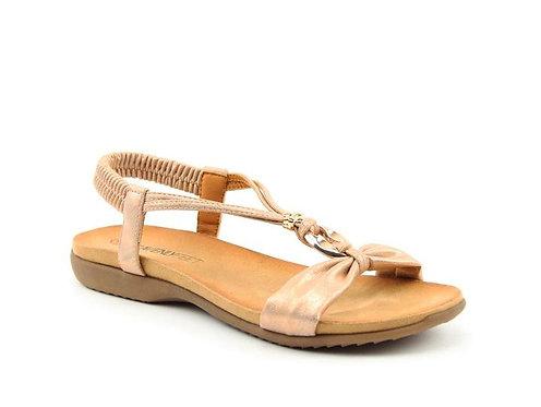 Heavenly Feet Campari Rose-Gold