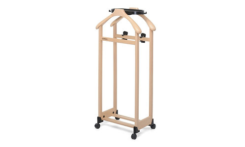 Ilmettinsieme Double Clothes Valet Stand