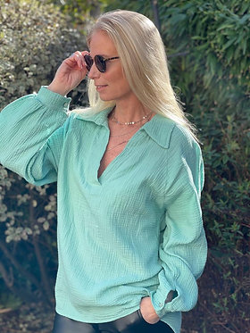 Classic Easy Fit Cotton Shirt - spring 2021