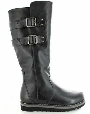 Ella Cherry 3/4 length boot.