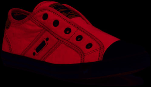 Mustang 1099-401 in Red