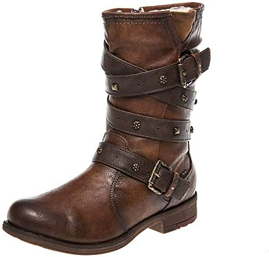 MUSTANG women's 1295-603-301 ankle boots