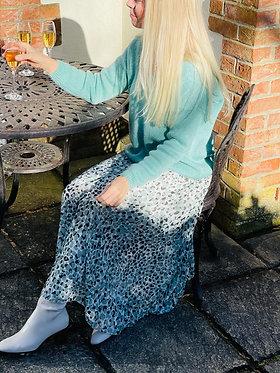 Lined Skirt - Multi Spot Spring 2021