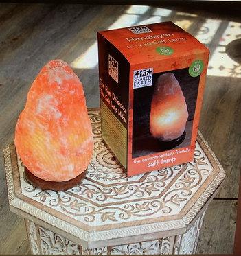 Himalayan salt lamp 2-3kg approx 19x13cm