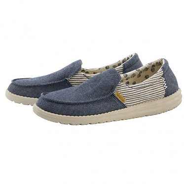 HEY DUDE Misty Barbados Blue