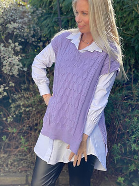 Basic Long Cotton Shirt - Spring 2021