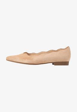 Gabor 41.300.12 Caramel Ballet Pump