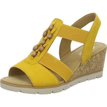 Gabor - Yellow Sandal